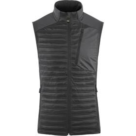 Meru Moana Hybrid Vest Men Black/Ebony
